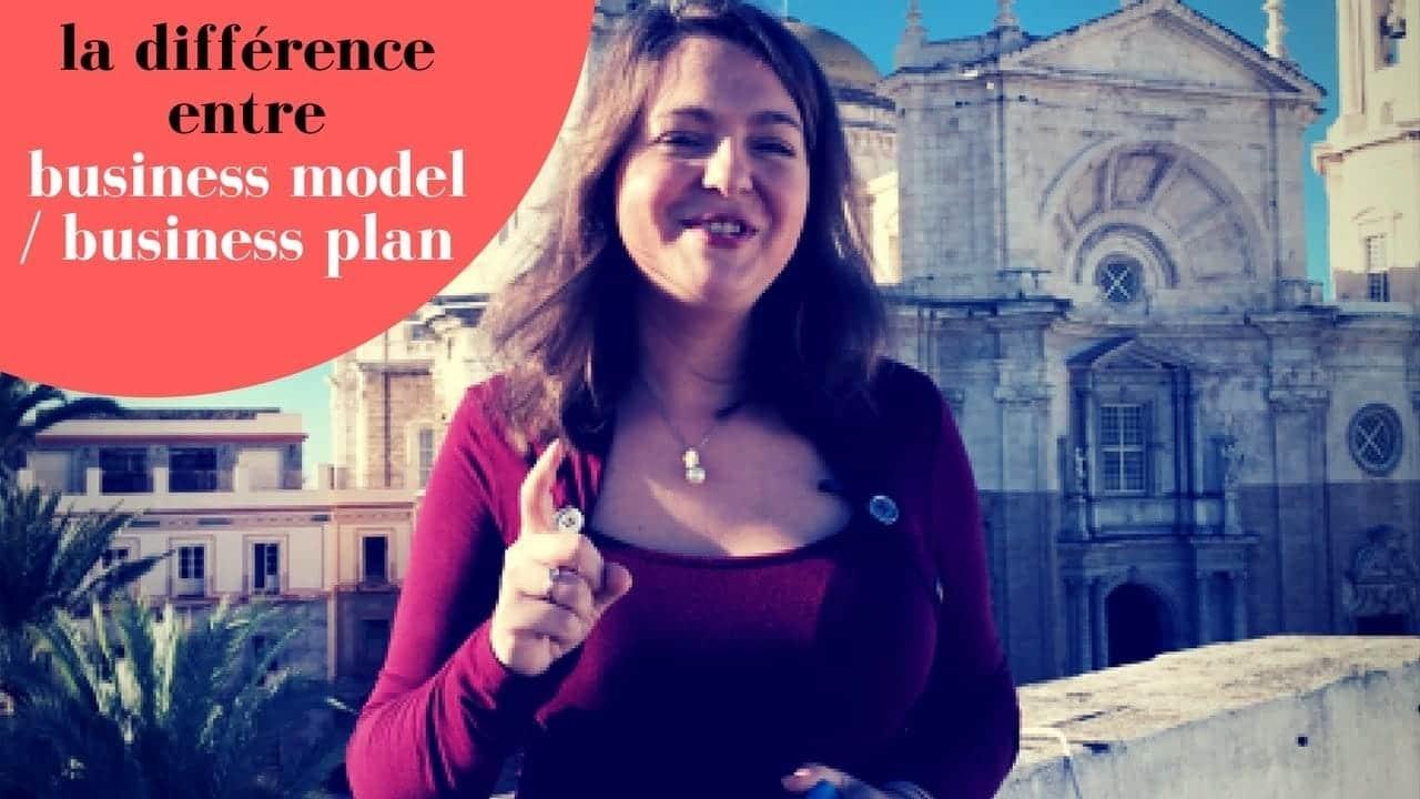 Différences business model et business plan ?